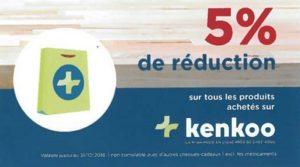 Kenkoo -5%